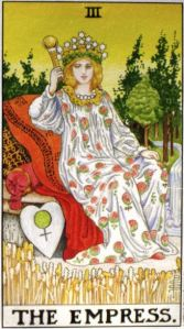 the-empress-tarot-card